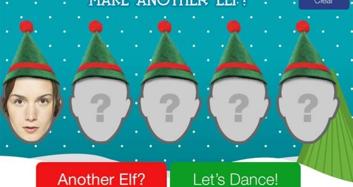 Free Elf Yourself 2nd Android app download confuses