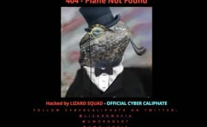 Malaysia Airlines website down after LizardSquad hack