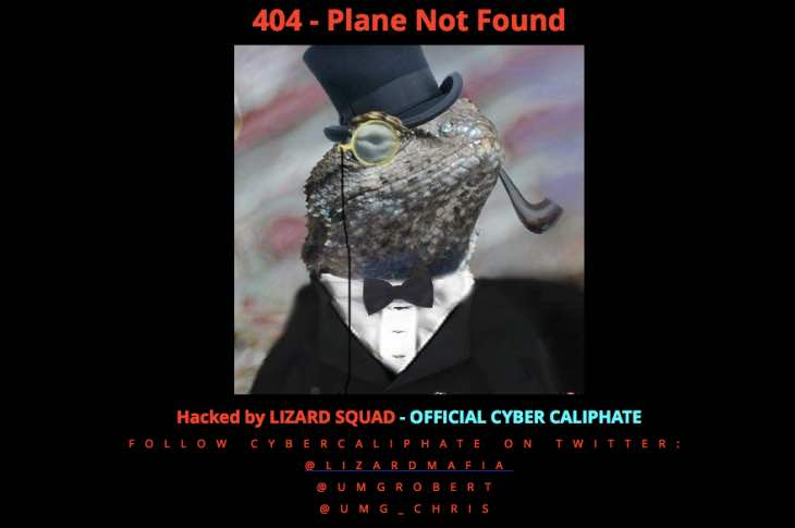 malaysia-airlines-website-hacked-lizardsquad