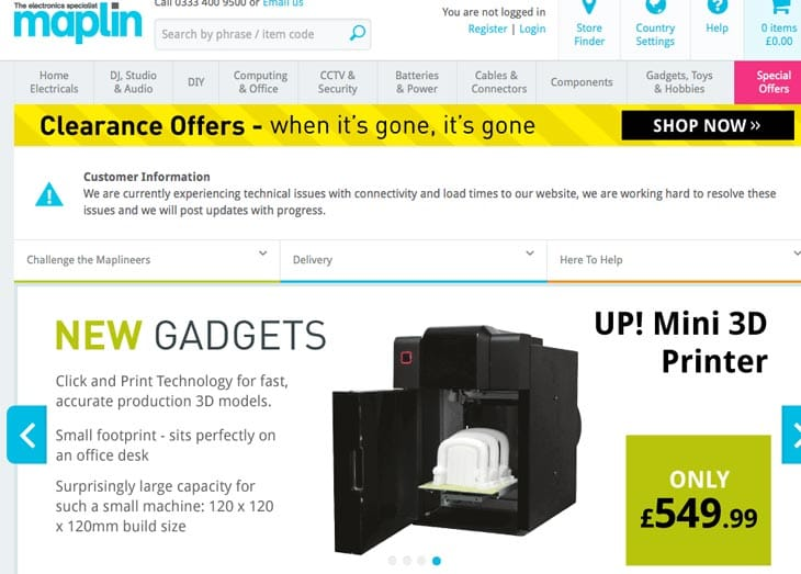 maplin-uk-not-working