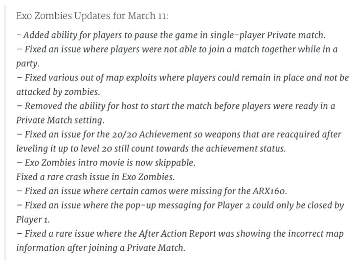 march-11-cod-changelog
