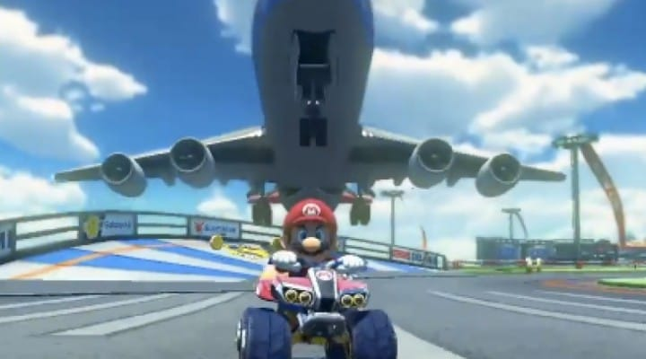 Mario Kart 8 release date MIA with new gameplay