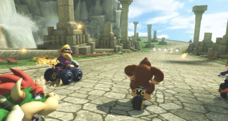 Mario Kart 8 Wii U release date update from newsletter