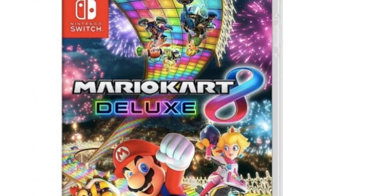 Nintendo Switch deal on Mario Kart 8 Deluxe