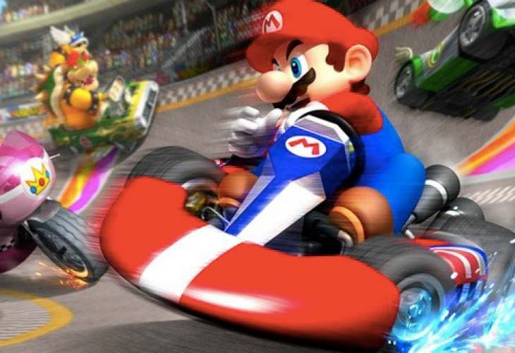 Mario Kart 8 Wii U in May, a system seller?