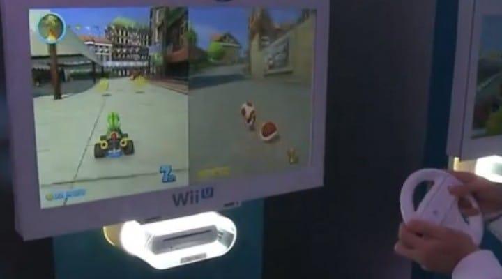 Wii U graphics showcased with Mario Kart 8