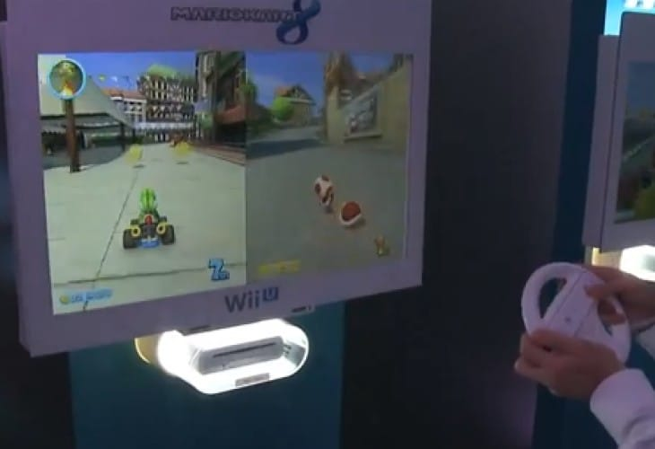 Wii U graphics showcased with Mario Kart 8