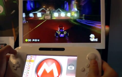 Would you prefer Mario Kart 8 with commentary?