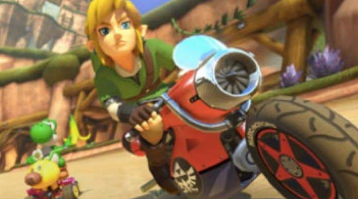 Mario Kart 8 Zelda DLC release date and price