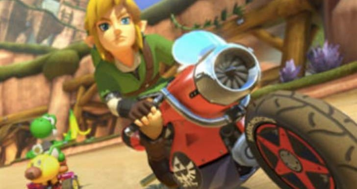 Mario Kart 8 Zelda DLC release date and price
