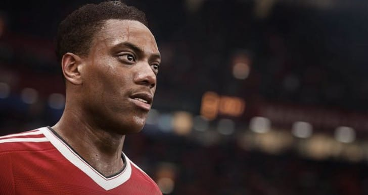 Man Utd stadium on FIFA 17 previewed early