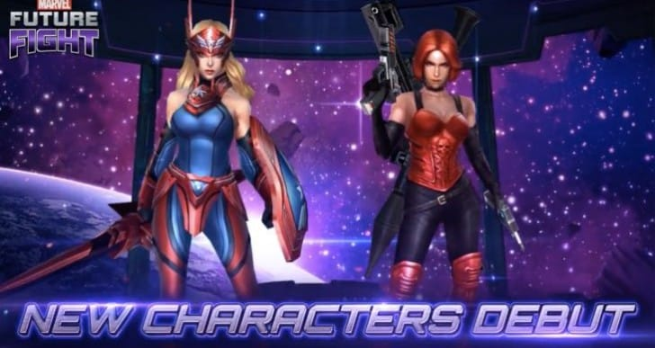 Marvel Future Fight 2.3 update trailer with gameplay