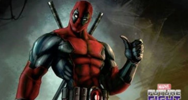 Marvel Future Fight Deadpool release possible