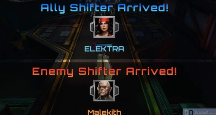 Marvel Future Fight Ally, Enemy Shifters Biometrics list