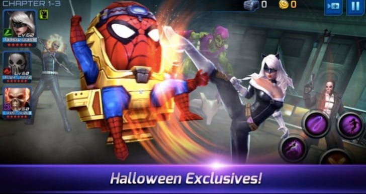 Marvel Future Fight update keeping fans waiting