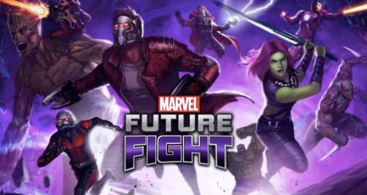 Marvel Future Fight August update with Dr Strange