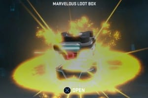 Marvel Heroes Omega Marvellous Loot Box opening odds