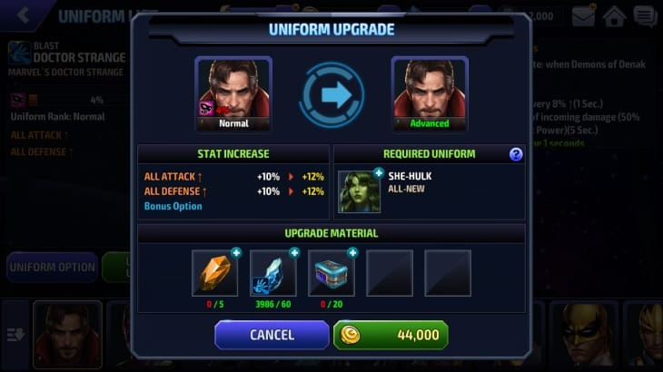 marvel-future-fight-uniform-upgrades