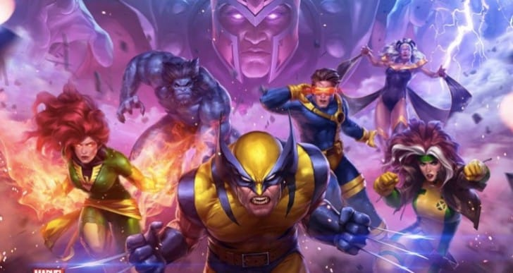 Future Fight X-Men update with free 6* card