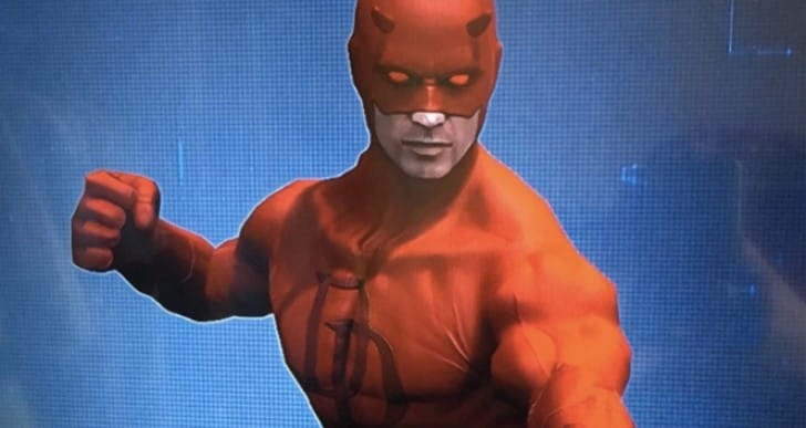 Marvel Heroes Omega players get free Daredevil DLC