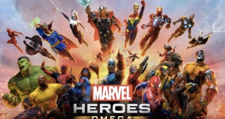 Marvel Heroes Omega server maintenance schedule on May 31