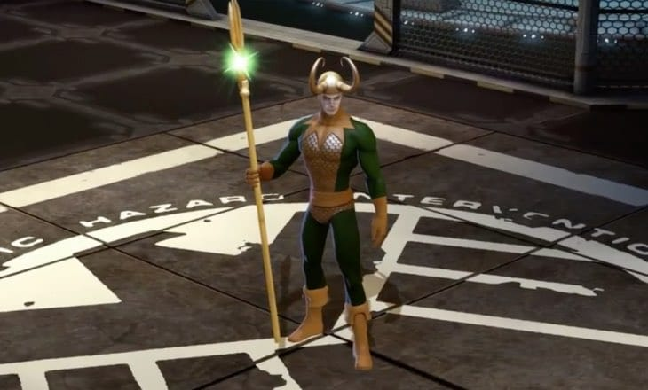 Marvel Heroes Omega Loki update preview looks great