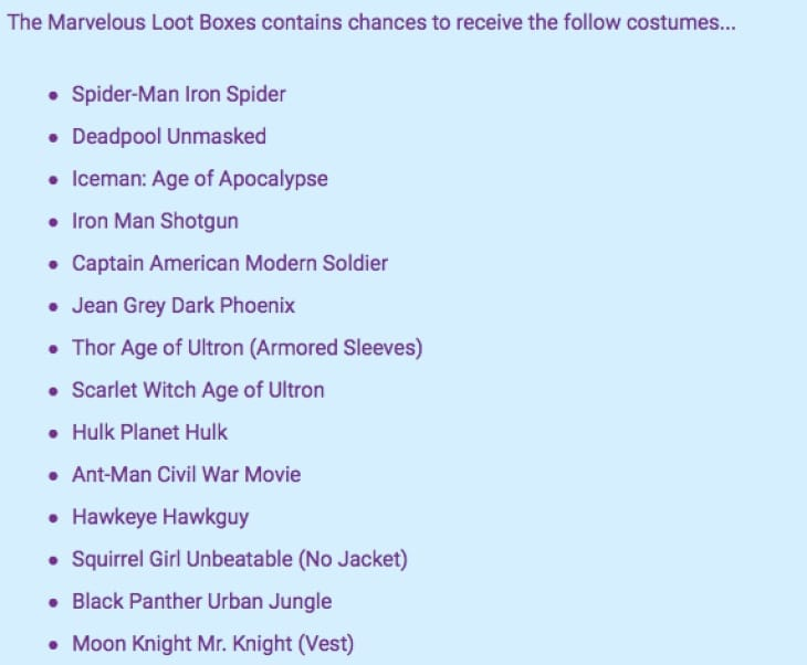 marvel-heroes-omega-marvellous-essence-costume-list