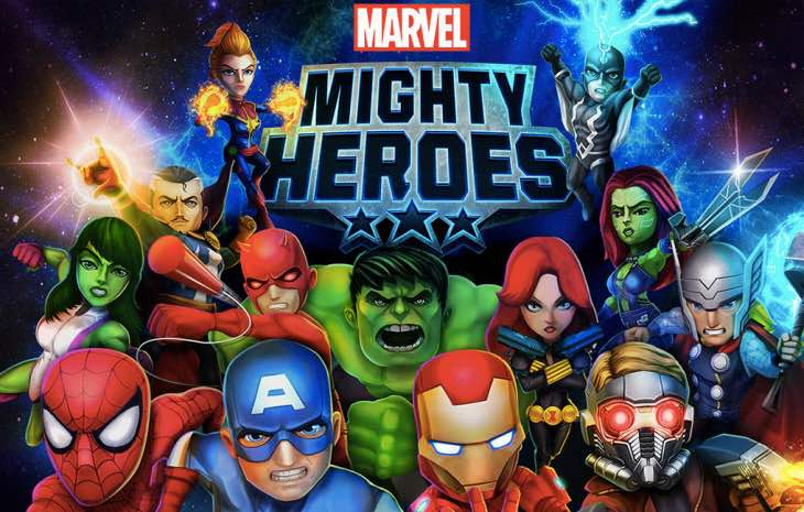 Marvel Mighty Heroes promotion problems