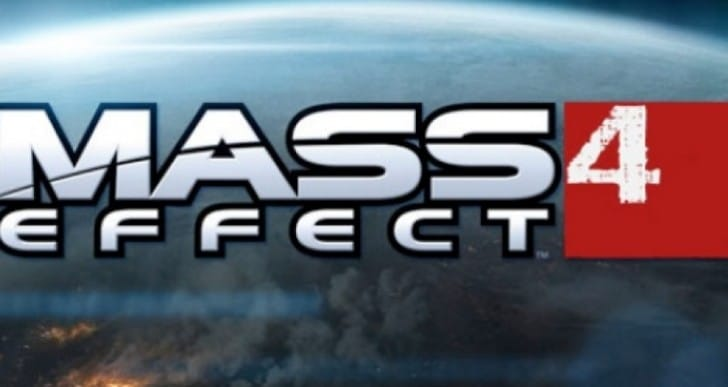 Mass Effect 4 on PS4, Xbox One could make jaws drop