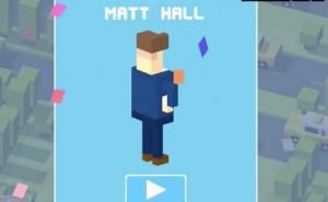 Unlock Crossy Road secret character Matt Hall in minutes