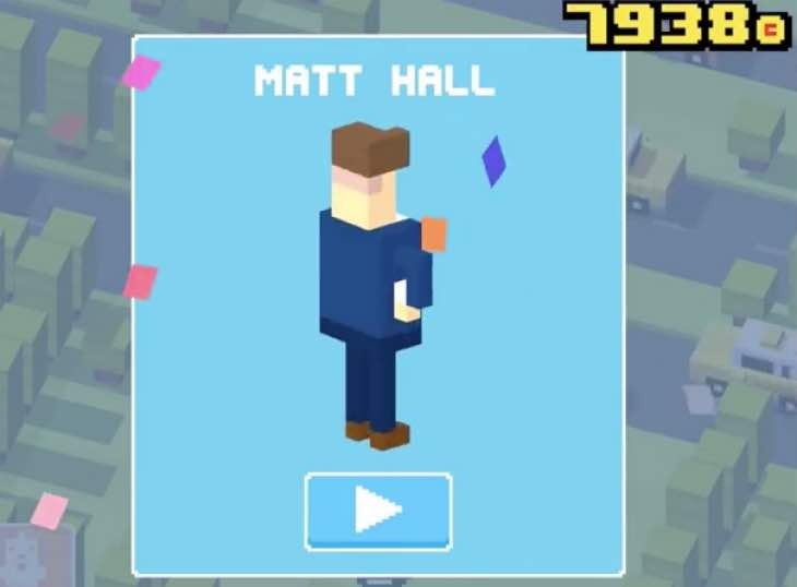 matt-hall-unlock-secret-character-crossy-road