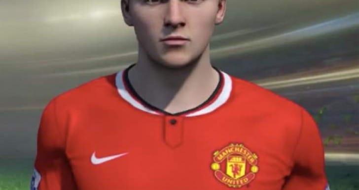 Matteo Darmian FIFA 15 update to Man Utd
