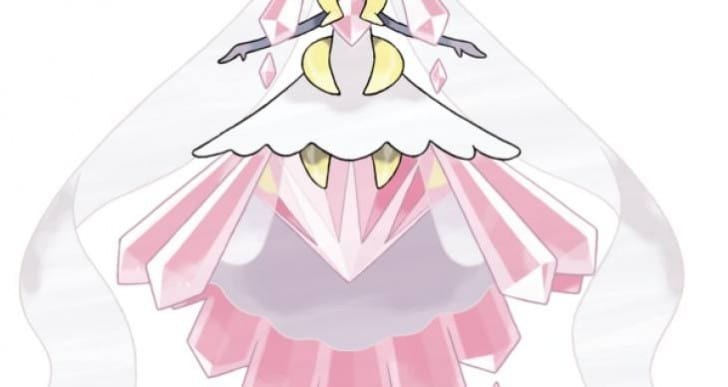 Pokemon Mega Diancie Diancite location hints