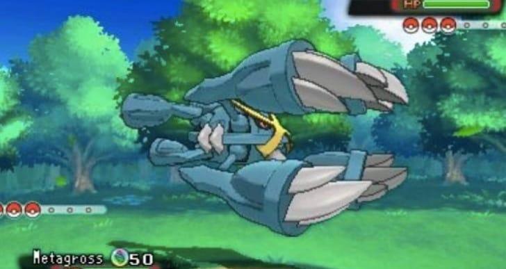 Pokemon Mega Metagross with Tough Claws