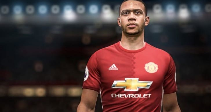Memphis Depay form returns with TOTW 9 FIFA 17 upgrade