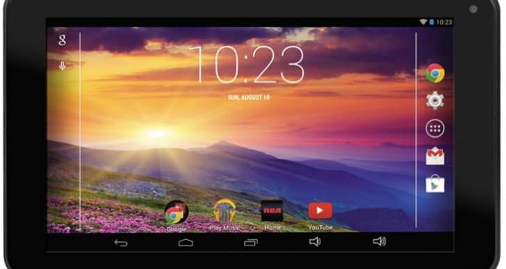 Mercury 7-inch RCT6672W23 Android Tablet review