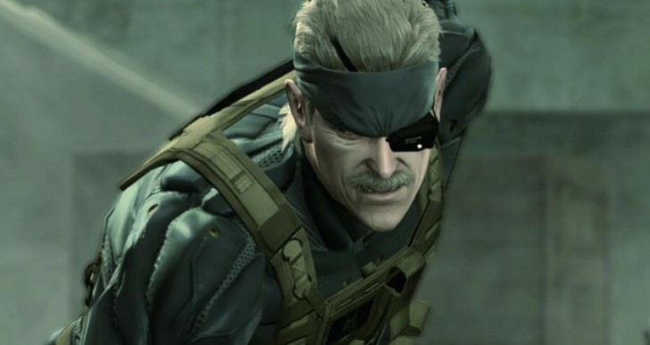 Metal Gear Solid V Snake voice tension at E3 2013