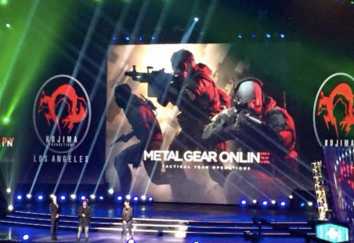Metal gear 5 release date in Brisbane