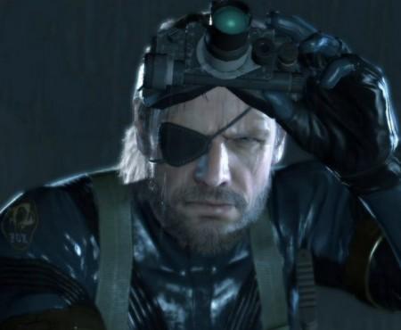 Metal Gear Solid 5: Phantom Pain 2015 release hint
