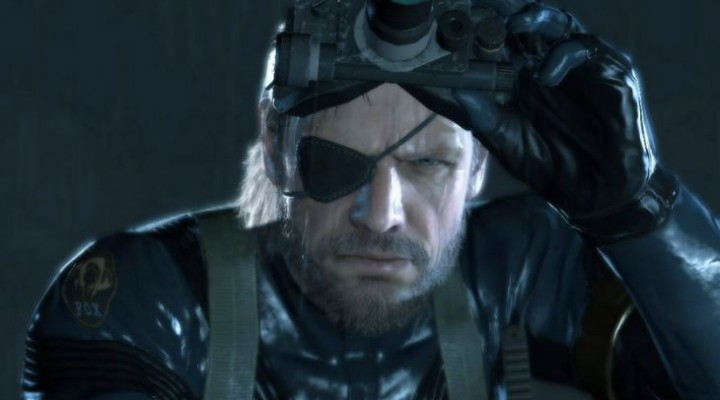 Metal Gear Solid 5: Phantom Pain 2015 release hint