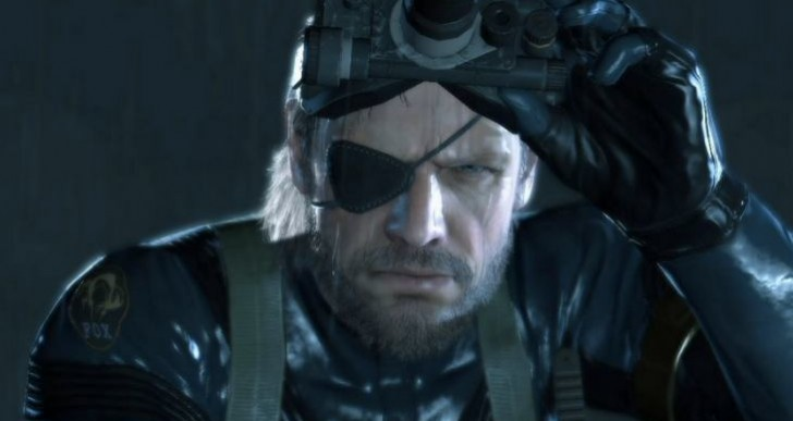 Metal Gear Solid 5: Phantom Pain for PC desired