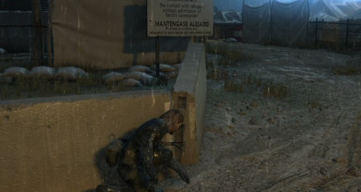 MGS V Ground Zeroes: 1080p PS4, 720p Xbox One