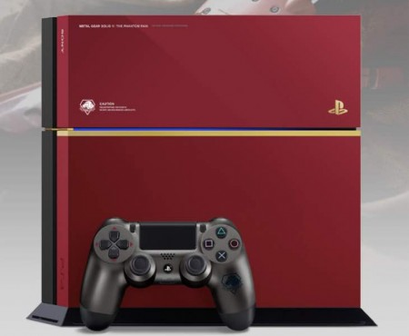 MGS V: The Phantom Pain PS4 console US release hopes