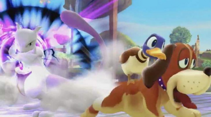 Mewtwo DLC release date, price for Super Smash Bros