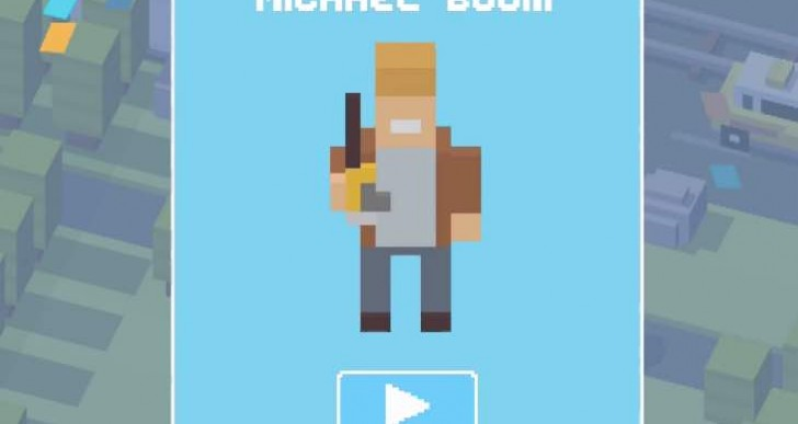 Crossy Road Michael Boom unlock made easy