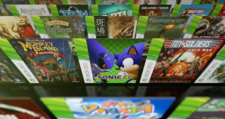 Xbox One Backwards Compatibility update for original Xbox games