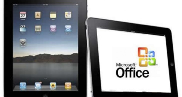 Microsoft Office iPad release date to end saga