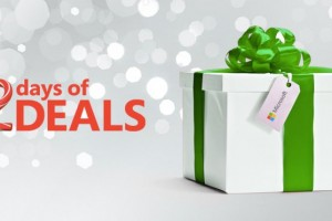 Microsoft 12 Days of Deals for 2015 is live
