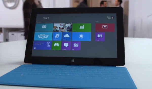 Microsoft Surface Pro features touted by Microsoft