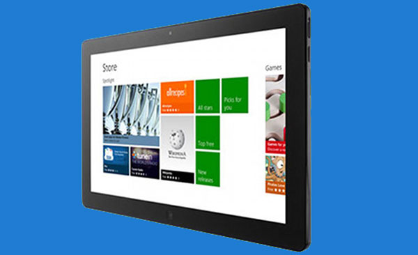 Microsoft tablet and Xbox 720